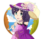 Victorian Nozomi by Little-MissMidnight