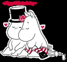 Valentine by Scarfowl