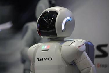 ASIMO 2 by zaka-hayank