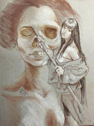 Weeping assassin  by Rjrazar1