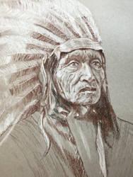 Chief pride  by Rjrazar1