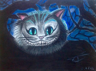 Cheshire Cat by iammez