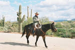 Arizona Cowboy by SwordOfScotland