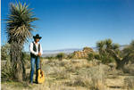 Cowboy in the High Desert by SwordOfScotland