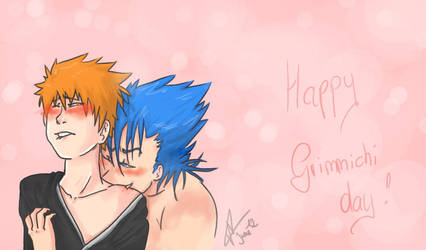 Happy Grimmichi day by yuminica