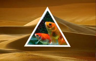 Big Fish, Little Quicksand by desertrose66