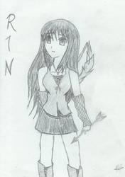 OC: Rin by xcandy-starsx