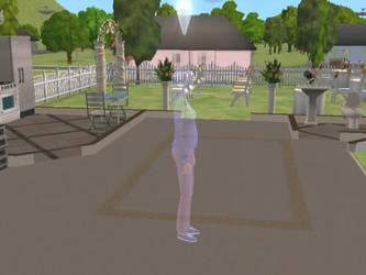 bella goth on sims 2 by the-usernamenamename