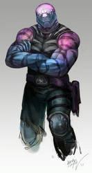 Mutant by Odinoir