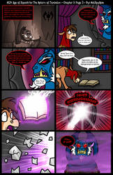 MLP:AoE:TRoT - Chapter 1: Page 3 by MelSpyRose
