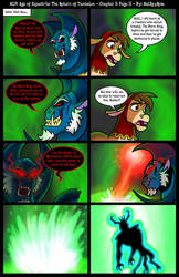 MLP:AoE:TRoT - Chapter 1: Page 11 by MelSpyRose