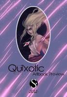 Quixotic Artbook Preview by Sho-kun