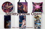 Society6 by Sho-kun