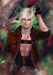 Dante by Sho-kun