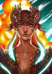 Burning Valkyrie by Sho-kun