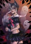 Halloween Exchange by Sho-kun