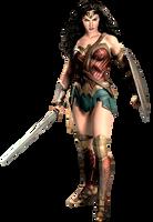Wonder Woman Gal Gadot PNG by Gasa979