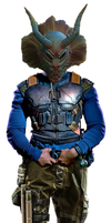 Killmonger Black Panther Movie PNG by Gasa979