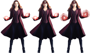 Scarlet Witch PNG by Gasa979