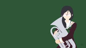 Asuka Tanaka | Hibike! Euphonium by Ralfarios