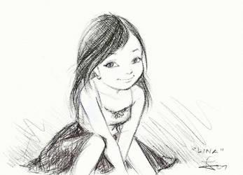 Lina by sansrival
