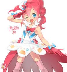 pinkie pie gala dress by quizia