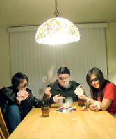 Holiday Stocktail Party- Poker by M3-Productions