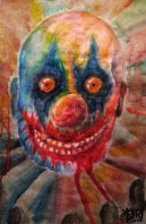 The Clown by Gniedmann