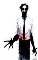 Mr. Zombie by Devin-Francisco