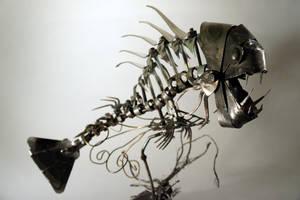 Scrap Metal Fishy - 3 by Devin-Francisco
