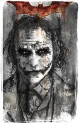 The Joker by Devin-Francisco