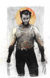Wolverine by Devin-Francisco