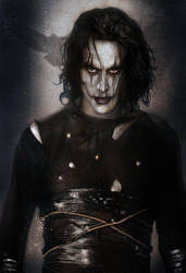 The Crow by Devin-Francisco