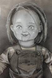 Chucky  by Devin-Francisco