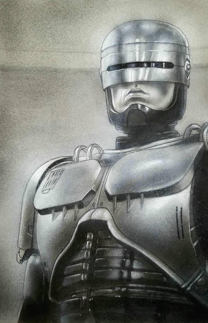 RoboCop by Devin-Francisco