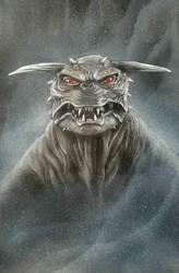 Terror Dog by Devin-Francisco