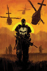 the punisher by MagnaMan001