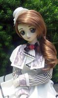 Dollfie Dream Aster Portrait by Vanillattea