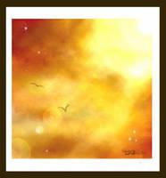 Gleaming Light by Vanillattea