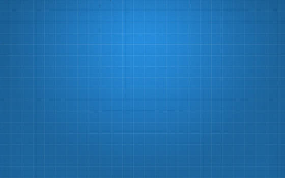 Blue Grid by Stratification