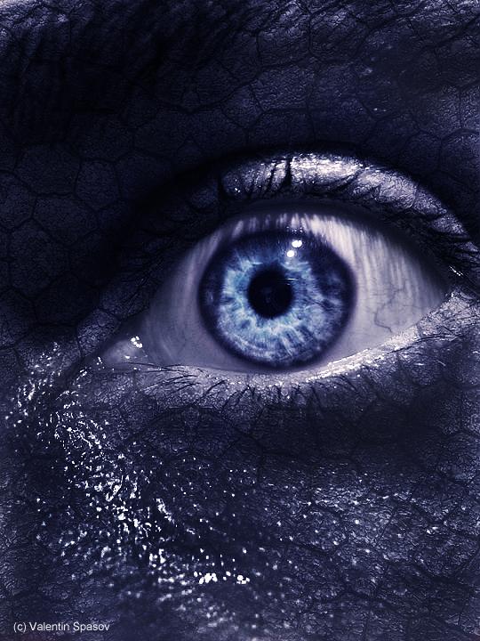 blue universe by fir3hand