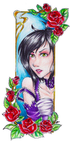 :Gift: Asami - CotH by Eily