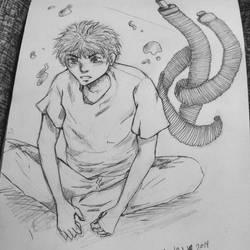 Sketch - Random by Menami