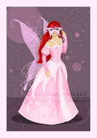 The Fairest Fairy by bananacosmicgirl