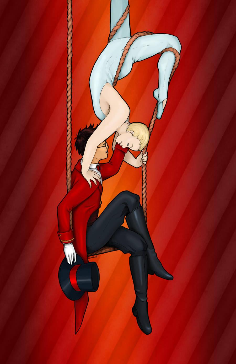 Circus by bananacosmicgirl