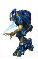 Elite warrior by EnergizerII