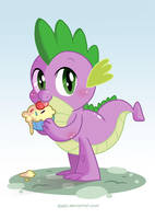 Spike by jiggly