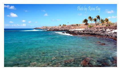 Hawaiian Paradise by daydrop