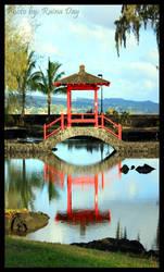 Japanese Garden by daydrop