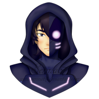Blade of Marmora Keith [+speedpaint and sticker] by Serina67